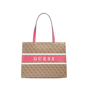 Borsa Shopper Monique 4G Logo Multi Pink