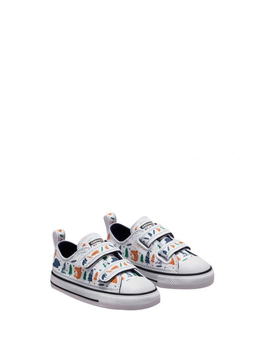 Sneakers Explorer Chuck Taylor All Star Bianco